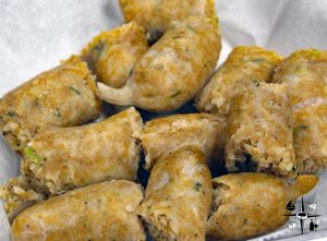 watch boudin sausage being made at Le Blues Landing