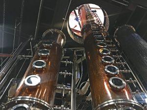 Black Eyed Vodka, original fireman's hole, vodka distillers