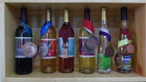 Volcano Winery's awards