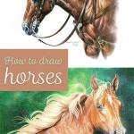 How To Draw Horses 11 Step By Step Videos Tutorials For Aspiring Equine Artists Emptyeasel Com