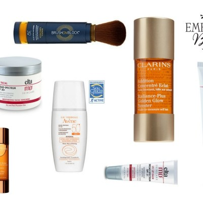 Hello Sunshine! |My Favorite Natural Sunscreens & Self-Tanners
