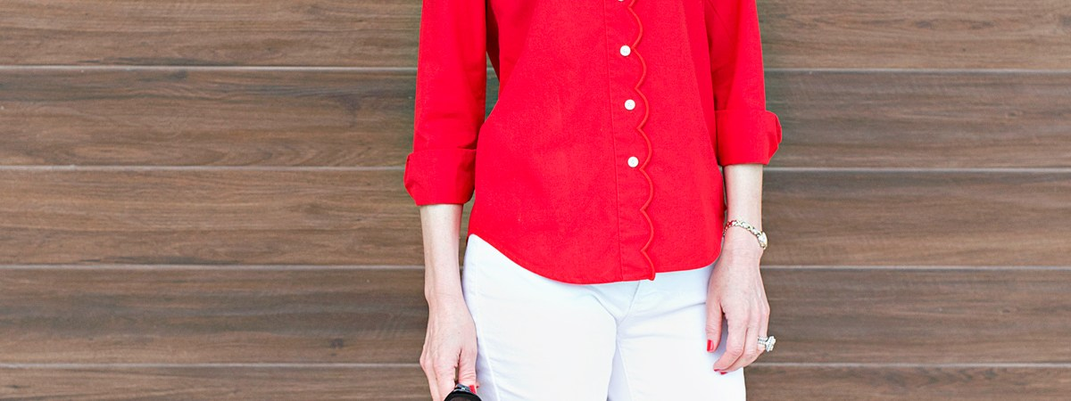 Transitional Dressing in the Steamy South (Fall Wardrobe Styling Tips)