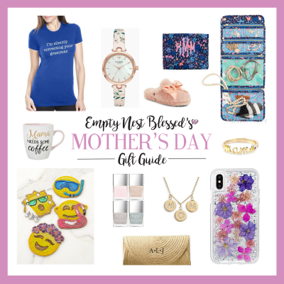 Mother's Day Gift Guide, mothers day gift guide, mothers day gift guides, mothers day gift ideas, mother's day gift ideas, mother's day gift ideas under $25, mother's day gift ideas under $50, mother's day gift ideas under $100, mother's day gift ideas under $200, empty nest, empty nester, empty nesters, empty nest mom, empty nest syndrome, what to get mom for mother's day, mothers day gifts, mother's day gifts, mothers day gift for grandma, mother's day gift for grandmother, mother's day gift for grandma, mothers day gift for older mom, mother's day gift for older mom, mother's day gift for empty nester, mother's day gift idea for stepmom, mother's day gift idea for aunt