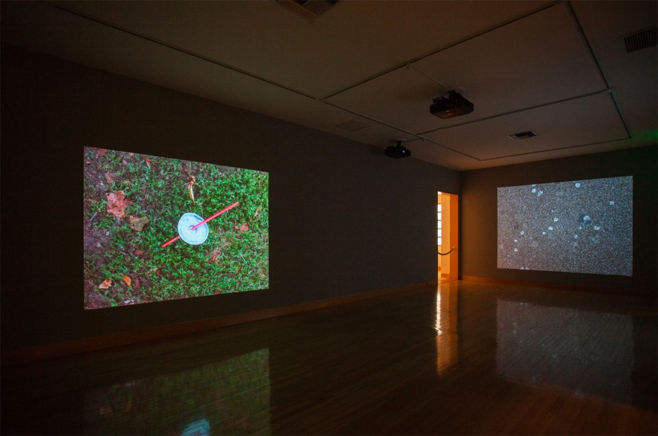 Christian Marclay animations at Fraenkel Gallery