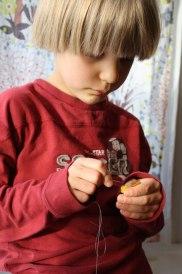 J-sewing