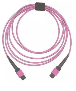 Erika Violet OM4 Cables