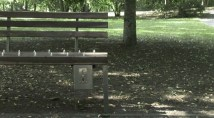Pay & Sit private bench