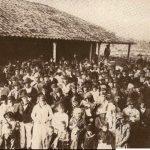 Antiga Fazenda Guatapará, com foco nos imigrantes italianos