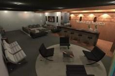 ada lounge tem capacidade para receber 40 pessoas por dia. Esses espaços serão utilizados pelas marcas e patrocinadores oficiais do evento para recepcionar convidados.