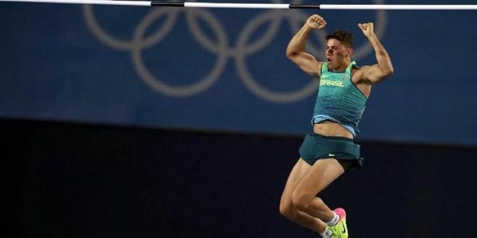 Thiago Braz quebra recorde e é Medalha de Ouro no salto com vara