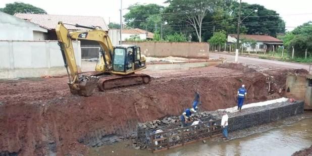 Prefeitura investe mais de R$ 665 mil em segunda fase do prolongamento da Avenida das Pitangueiras