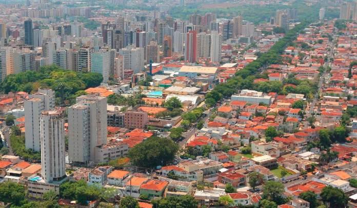 Foto Aérea de Ribeirão Preto