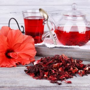 Hibiscus Flower 1 oz