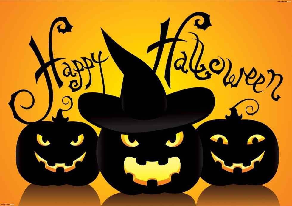Happy Halloween - Be safe out there! ;-)