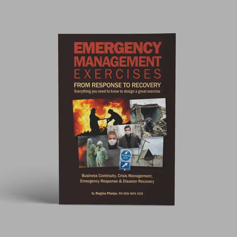 Emergency Management Exercises: From Response To Recovery (Conference Pickup)