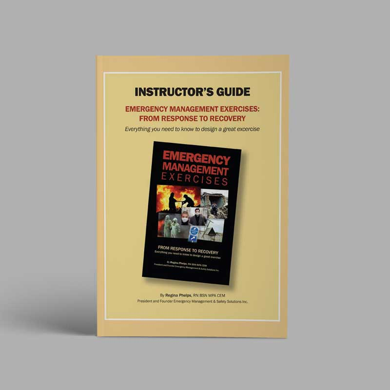 Instructor's Guide: Emergency Management Exercises: From Response To Recovery