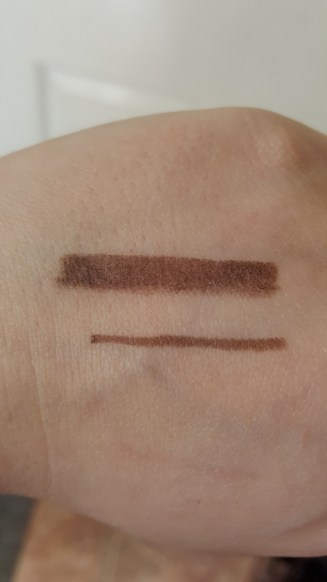 After I first swatched it x