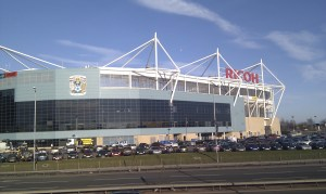 ESTA aM&T Conference at the Ricoh Stadium