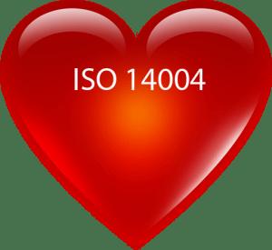 I Heart ISO14004