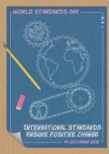 World Standards Day poster 2013
