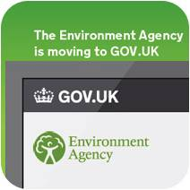 The Environment Agency is moving to www.gov.uk/environment-agency