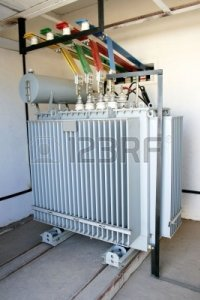Industrial 4 Phase Transformer