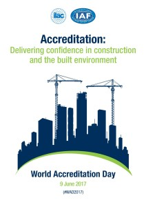 World Accreditation Day 2017