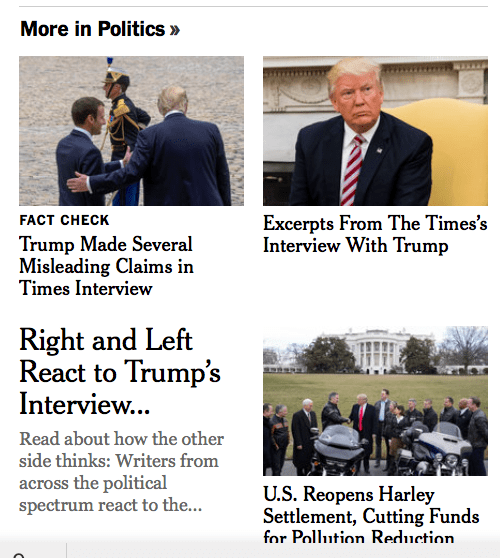 More Utterly Fake News: Washington Post Claims Trump ...
