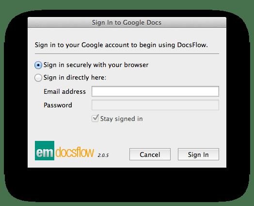 Docsflow User Guide Em Software