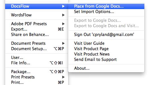 DocsFlow Em Software - Google docs online