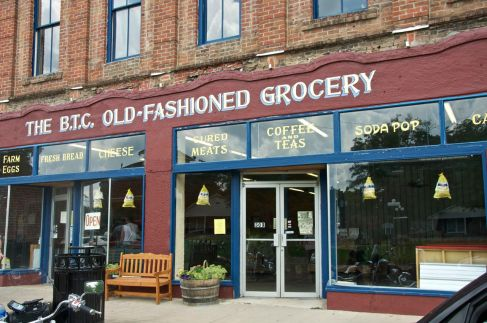 B.T.C. old fashioned grocery
