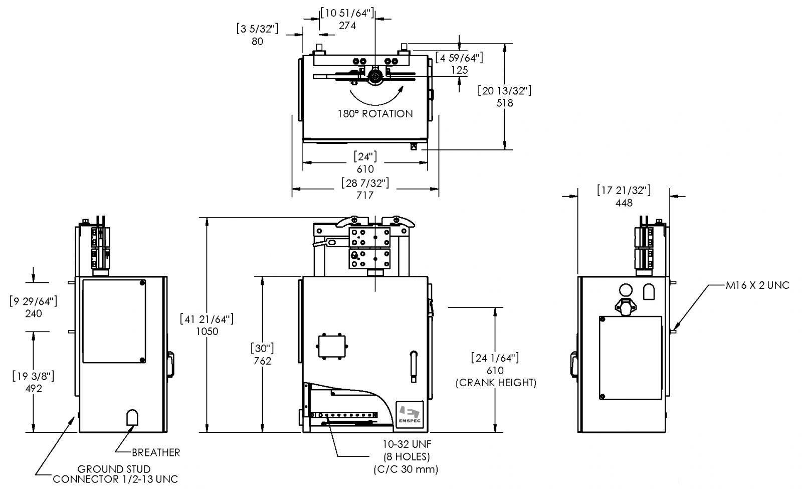 Mr180 Motor Operator Emspec