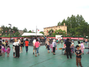 青山台夏祭り (5)