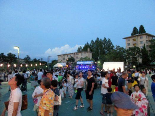 青山台サマーフェスティバル (2)