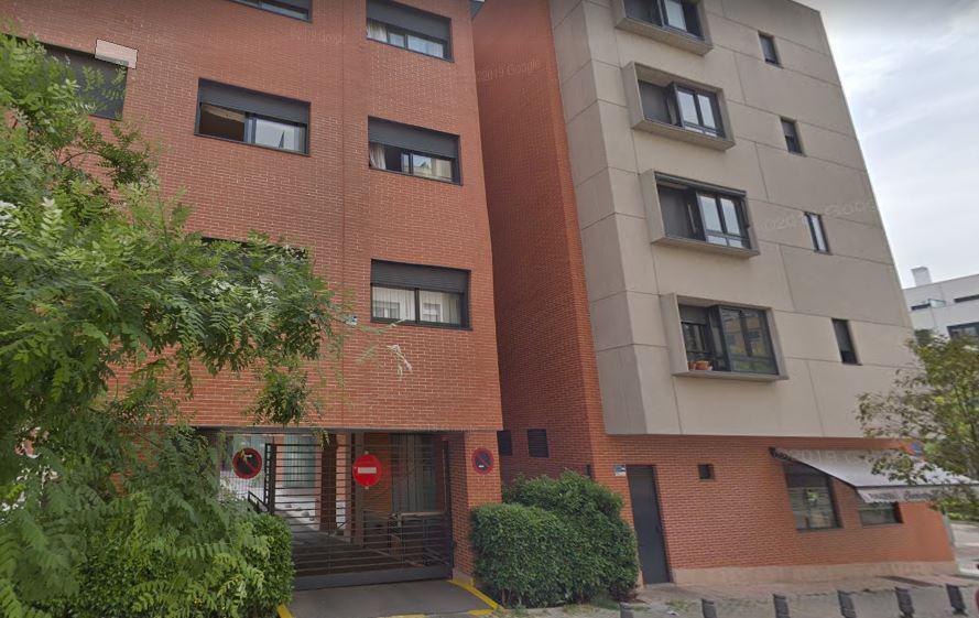Edificio calle Anita Martínez