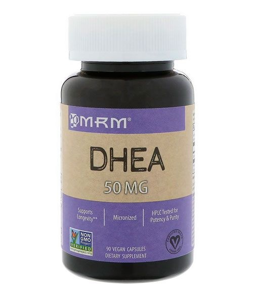 DHEA MICRONIZADA 50 mg