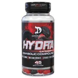 Hydra Dragon Pharma, 45 CÁPSULAS