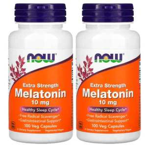 2X Melatonina 10mg Força Extra
