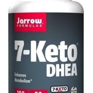 7-Keto DHEA 100 mg – Jarrow Formulas – 30 cápsulas