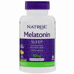 Melatonina 10mg Natrol