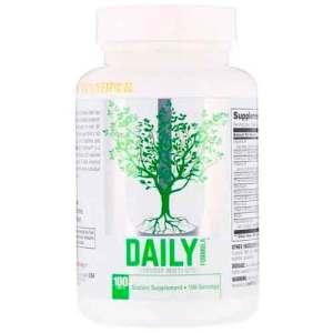 Universal Nutrition, Fórmula diária, o multivitamínico para todos os dias, 100 comprimidos