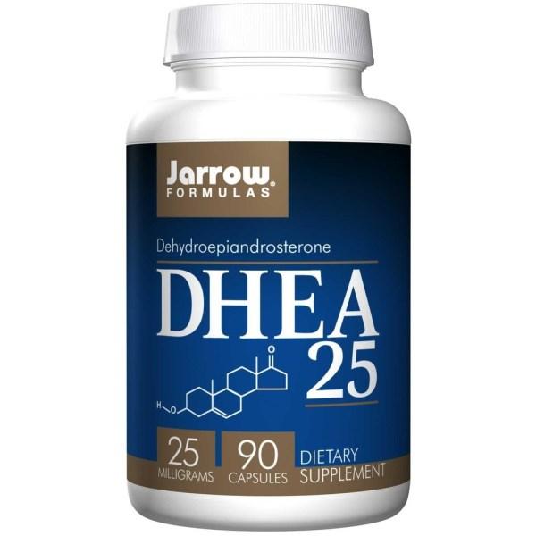 DHEA 25mg Jarrow Formulas 90 cápsulas