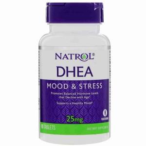 DHEA 25mg – NATROL – 90 comprimidos