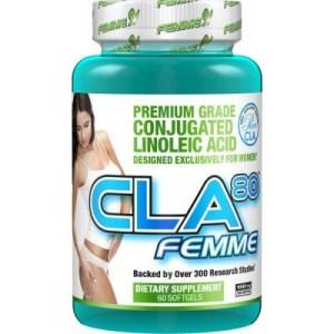 CLA Femme 80, 60 capsulas, AllMax Nutrition