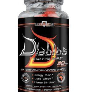 Innovative Labs Diablos ECA Fire 90ct