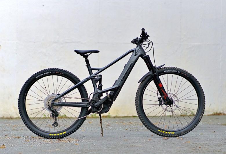 Test | 2020 Orbea Wild FS H25