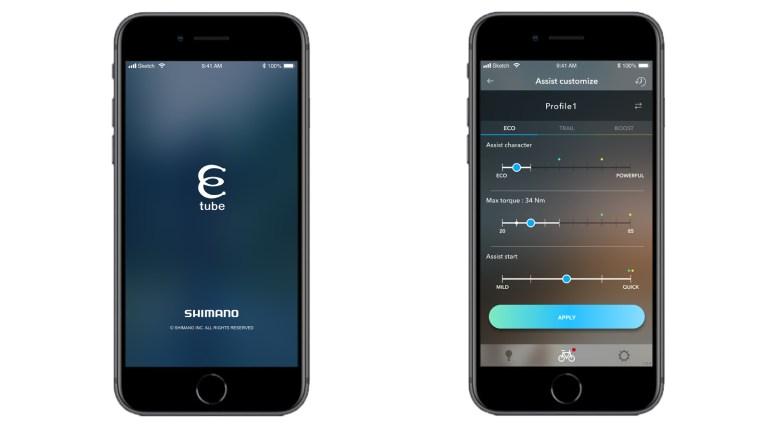 Ny E-Tube app