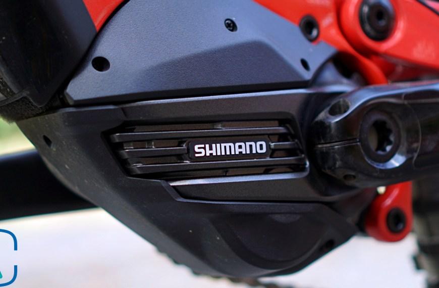 Test av den nye Shimano EP8 motoren