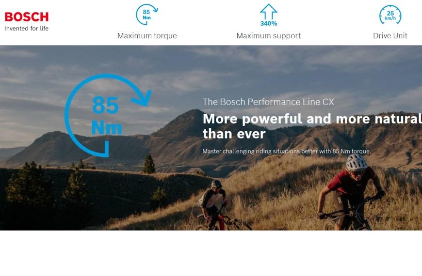 Bosch Performance CX  – EMTB eller Sport innstillinger?