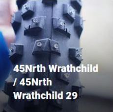 45 Nrth Wrathchild med XL pigg